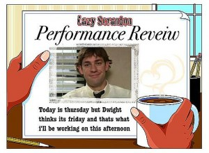 How to Get a Great Performance Evaluation